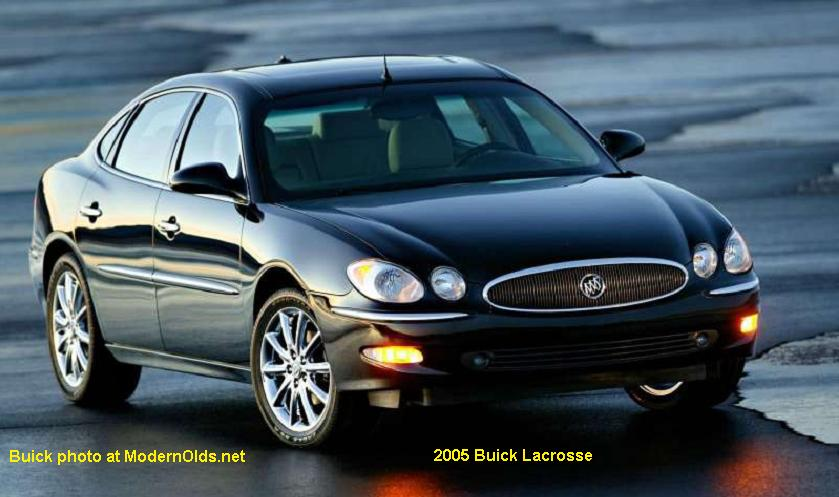 buick lacrosse specs 2005 2009. Black Bedroom Furniture Sets. Home Design Ideas