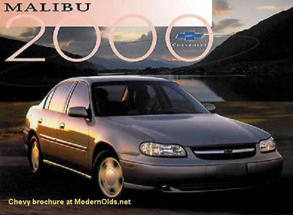 Chevy Malibu specs 19972003  MidsizeBowtiesnet ColonnadesGM