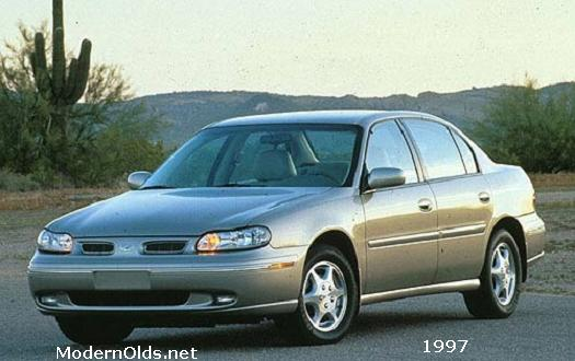 olds cutlass 1997
