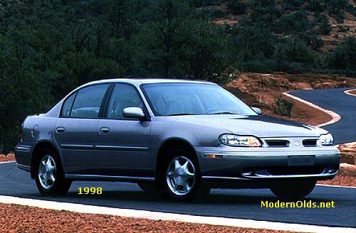 olds cutlass 1998