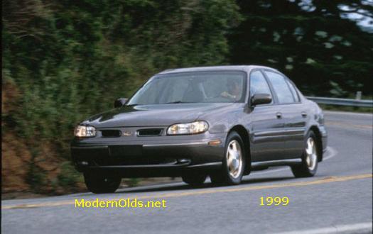 olds cutlass 1999