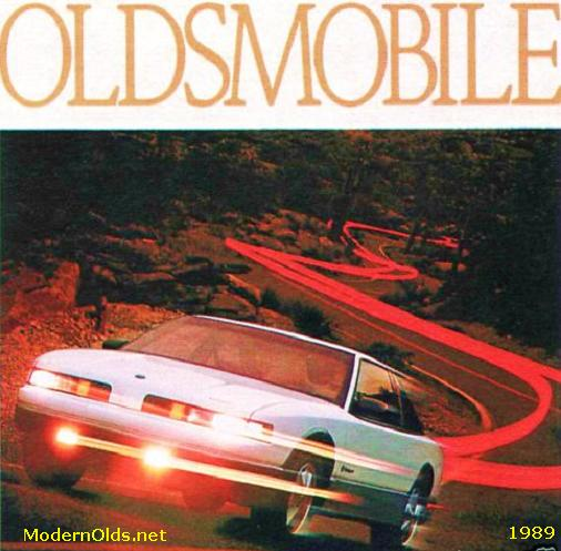 olds cutlass supreme 1989