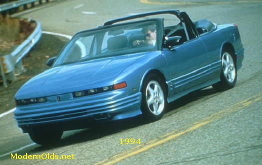 olds cutlass supreme 1994