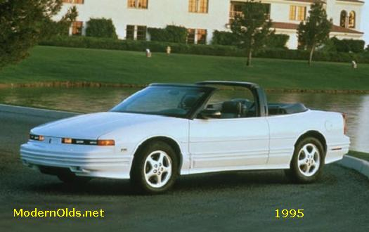 Oldsmobile Cutlass Supreme Specs 1988 1997