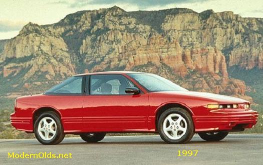oldsmobile cutlass supreme specs 1988 1997. Black Bedroom Furniture Sets. Home Design Ideas