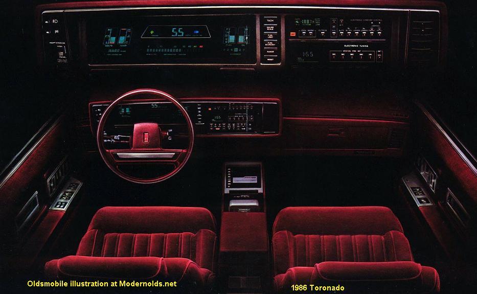 olds-toronado-1986-interior
