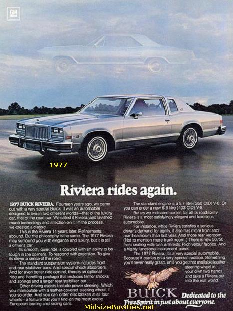 buick riviera 1977