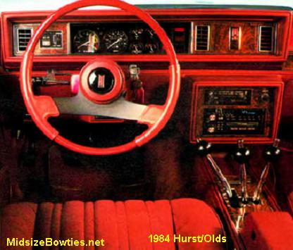 olds-hurst-olds-1984-interior