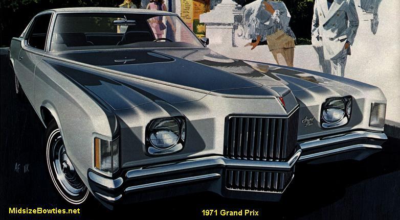 pontiac grand prix specs 1969 1972 midsizebowties net colonnades gen v swap grand prix pontiac grand prix 1971