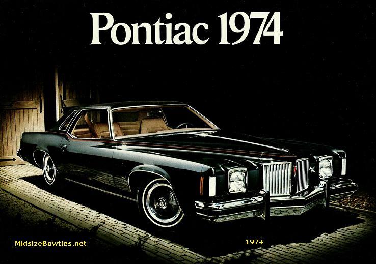 pontiac grand prix 1974