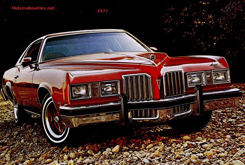 Pontiac Grand Prix 1973 1977 Specs on 1984 buick regal interior